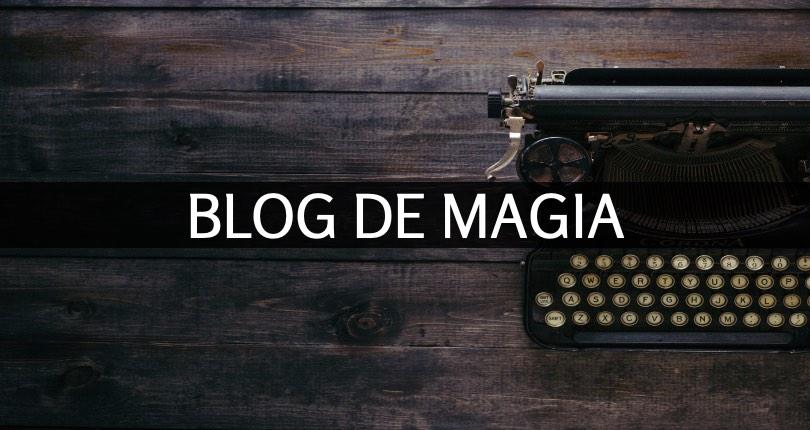 Blog de Magia - Magia Cadabra