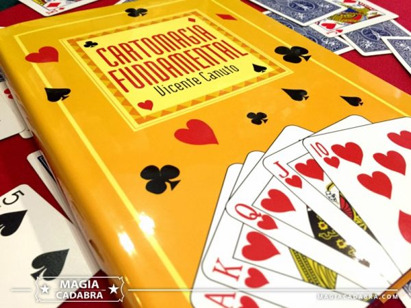 Cartomagia Fundamental - Magia Cadabra - Tu tienda de Magia en Sevilla