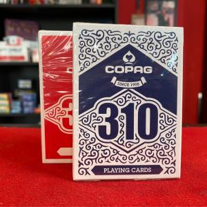 Copag 310 – Azul/Roja