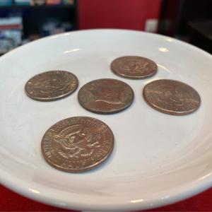 Moneda medio dólar