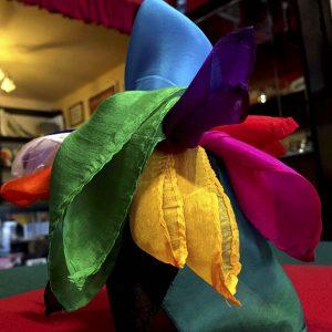 Pañuelos de seda 9″