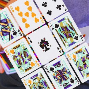Game over – Playing cards