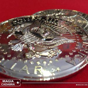 Moneda Jumbo – Medio dólar