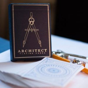 Architect – Playing cards