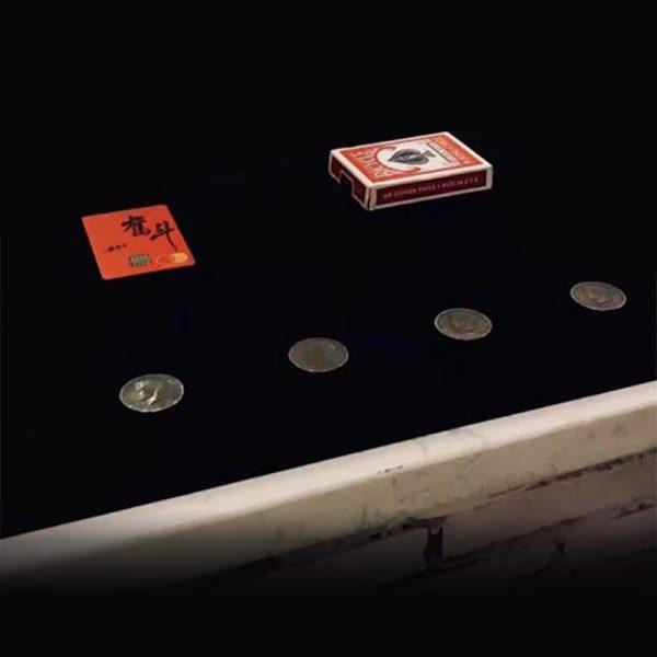 Black mat - JL - Magia Cadabra