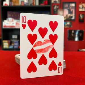 El beso en la carta