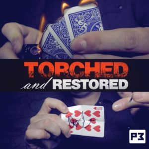 Torched and restored – Brent Braun