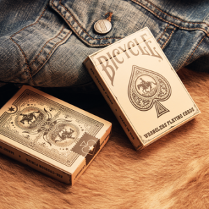 Wranglers – Playing cards