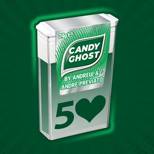 Candy ghost - Magia Cadabra