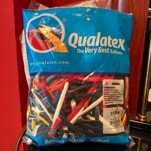 Quolatex – 100 globos #260