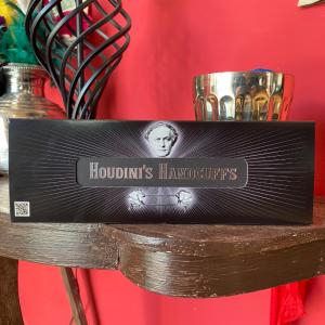 Esposas escapismo Houdini